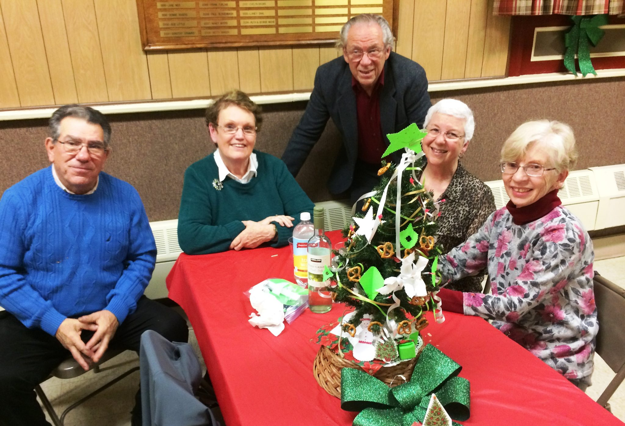 Westerleigh Holiday Party December 2014