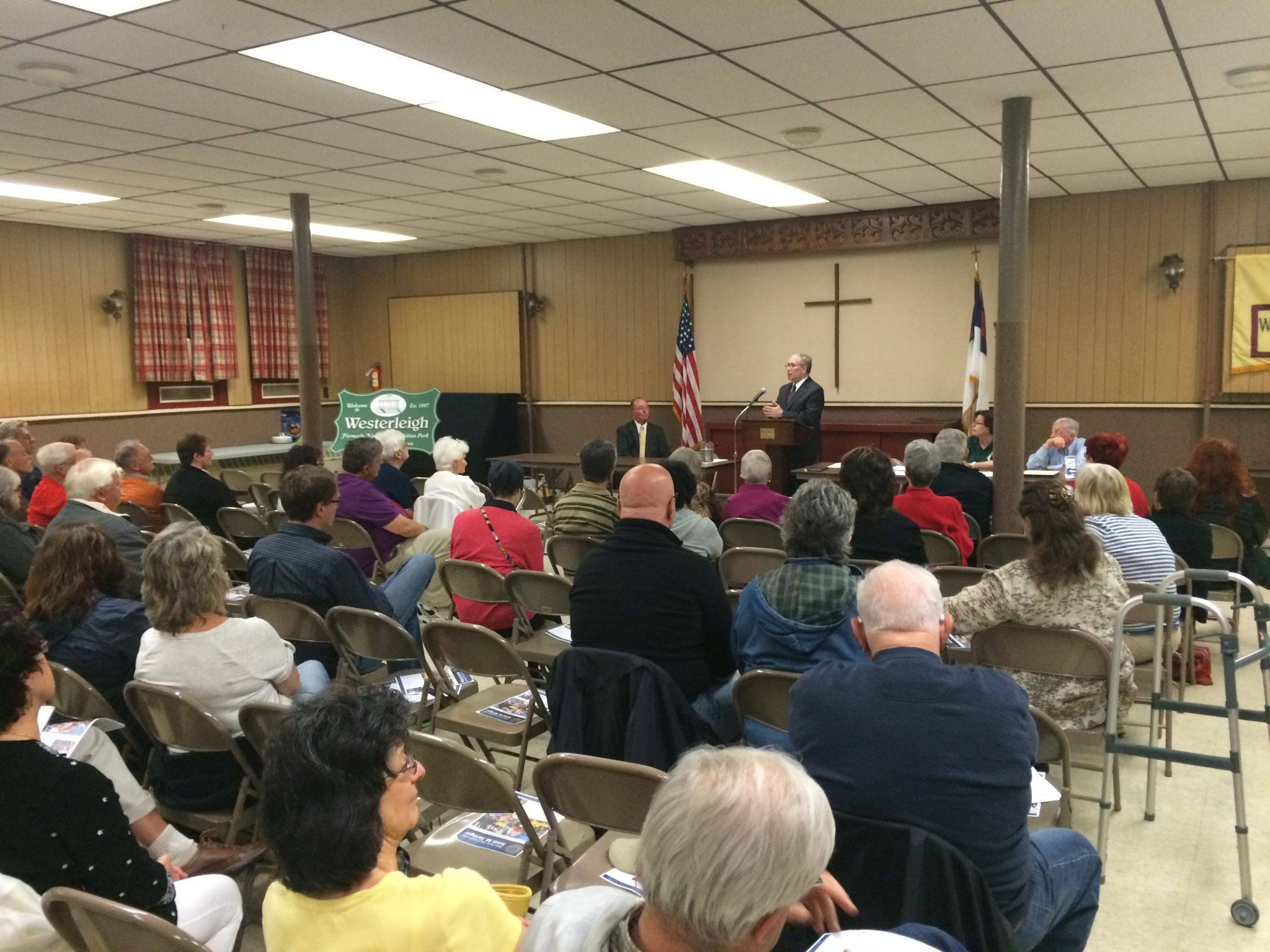 Westerleigh Improvement Society Annual Meeting May 13, 2015